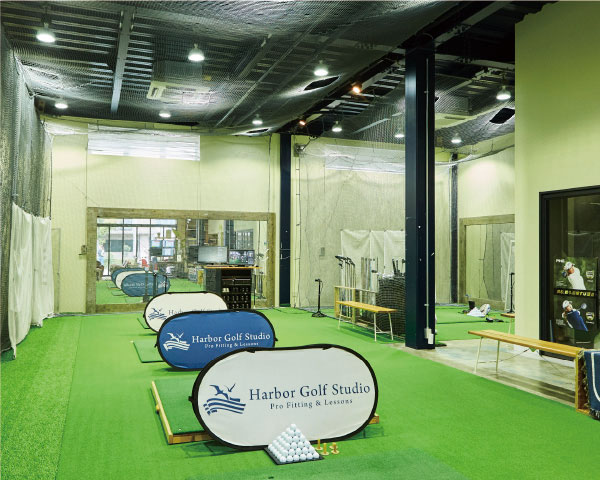 1F HARBOR GOLF STUDIO